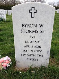 Byron Wallace Storms, Sr