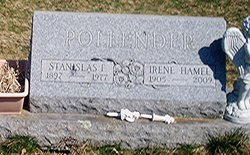 Irene Marie <i>Hamel</i> Pollander