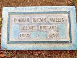 Forman Brown Wallis