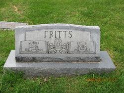 Lenora Golson <i>Adams</i> Fritts