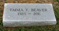 Emma Frances <i>Beckett</i> Beaver