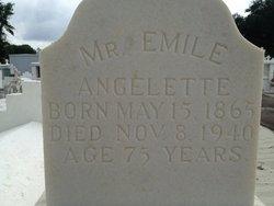 Emile Angelette