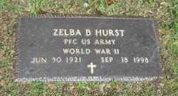 PFC Zelba B Z.B Hurst