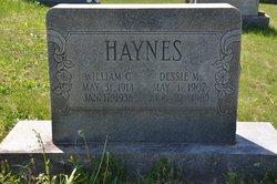 William Carlie Haynes