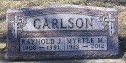 Myrtle Marie <i>Streed</i> Carlson