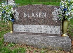 Leo Joseph Blasen, Jr
