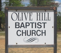 Olive Hill Baptist Church Cemetery