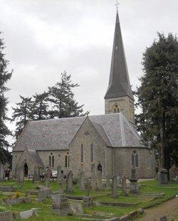 Saint Patrick's Churchyard