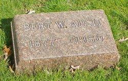 Bert W. Adsit