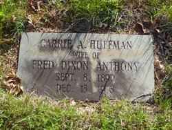 Carrie Huffman Anthony