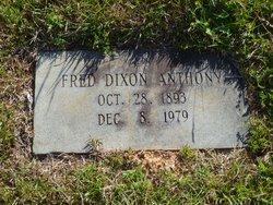 Fred Dixon Anthony