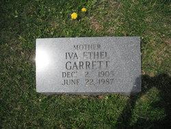 Iva Ethel <i>Holmes</i> Garrett