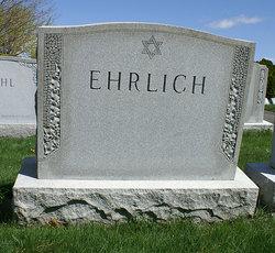 Ida S. <i>Robinson</i> Ehrlich