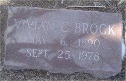 Vivian Orpha <i>Crawford</i> Brock