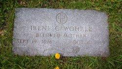 Irene Catherine <i>McQuade</i> Wohrle