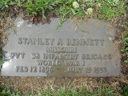 Stanley Alexander Bennett