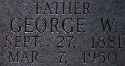 George Washington Reading
