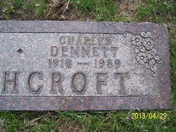 Charles Dennett Hutchcroft