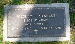 Wesley S. Staples