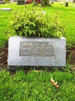 Phoebe May <i>Davis</i> Clarke