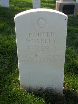 Porter Weakley