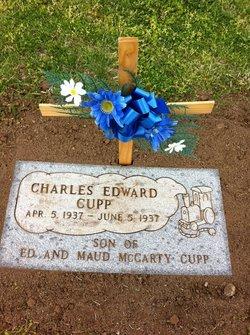 Charles Edward Cupp