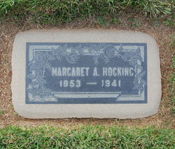 Margaret Ann <i>Perdew</i> Hocking