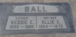 Kessie E Ball