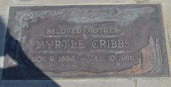 Myrtle Cribbs