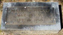 Dessie M Tucker