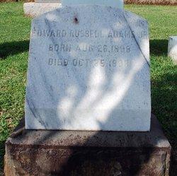 Edward Russell Adams, Jr