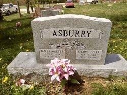 Mary legar Asburry