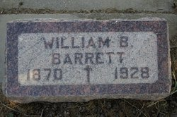 William B Barrett
