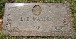 Elias Edward Madden
