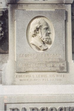 Eliza Lua <i>Clarke</i> Babcock