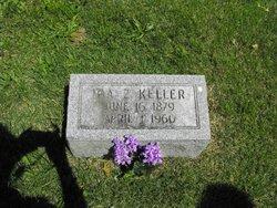 Ida <i>Wickman</i> Keller