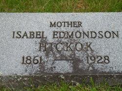America Isabelle <i>Edmondson</i> Hickok