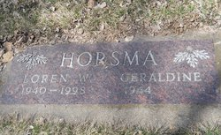 Loren William Horsma