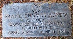 Frank Thomas Agnew