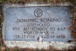 Dominic Bonino