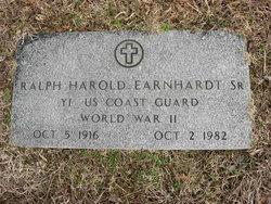 Ralph Harold Earnhardt, Sr