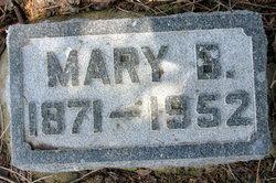 Mary B Abbotts