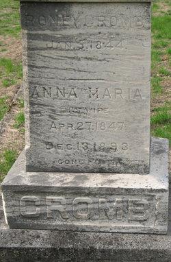 Anna Maria Cromb