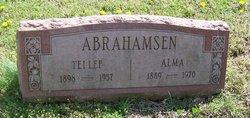Alma Abrahamsen