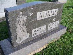 Mary Christina <i>Savage</i> Adams