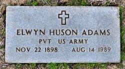 Elwyn Huson Adams
