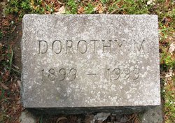 Dorothy M Moore