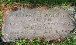 Albert G Waters
