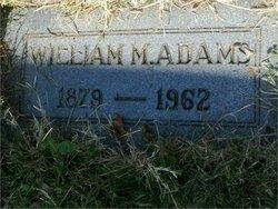 William Mack Adams