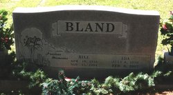 Ida <i>Christopher</i> Bland